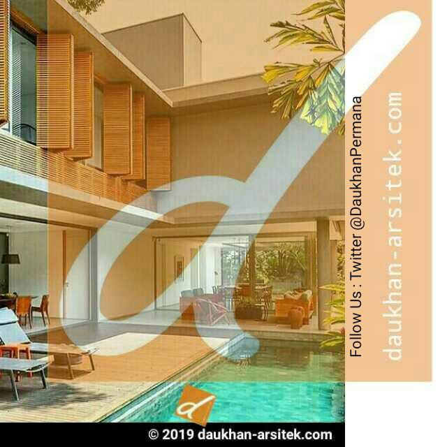 Desain Rumah Tropis Modern di Jakarta