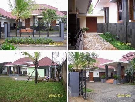 Renovasi Rumah Klasik Minimalis di Kertijayan Pekalongan, arsitek : Daukhan Permana Pekajangan