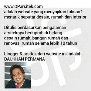 Sekilas Tentang Kami www.DParsitek.com