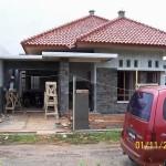Tampak Depan (1) Rumah Kecil