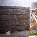 Pekerjaan Pemasangan Batu Alam di Area Patio