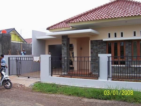 Tampak Depan (2) Rumah Kecil