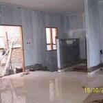 Pemasangan Keramik di Lantai Atas Rumah