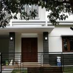 Teras Depan Renovasi Rumah Minimalis