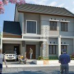 Renovasi Rumah Modern Minimalis di Kemang Pratama Bekasi