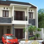 Desain Rumah Minimalis di Bekasi 3