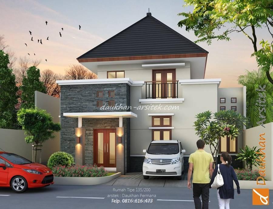 Sketsa D Desain Rumah Kecil Minimalis Di Pekalongan Arsitek Daukhan Permana Dp Arsitek
