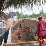 Pekerjaan Pengecoran Dak Beton Atap