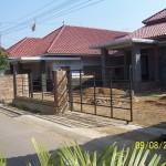 Tampak Depan [3] Renovasi Rumah Kuno Jaman Londo di Kertijayan Pekalongan