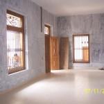 Ruang Tamu dan Galeri Batik. Renovasi Rumah Kuno Jaman Londo di Kertijayan Pekalongan