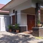 Tampak Depan [3] Rumah Minimalis