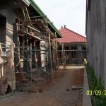 Tampak Depan Rumah dari Sisi Galeri Batik