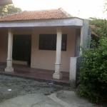 Tampak Depan [1] Rumah Eksisting Sebelum Renovasi