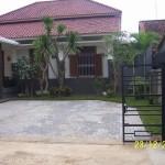 Tampak Depan [1] Renovasi Rumah Kuno Jaman Londo di Kertijayan Pekalongan